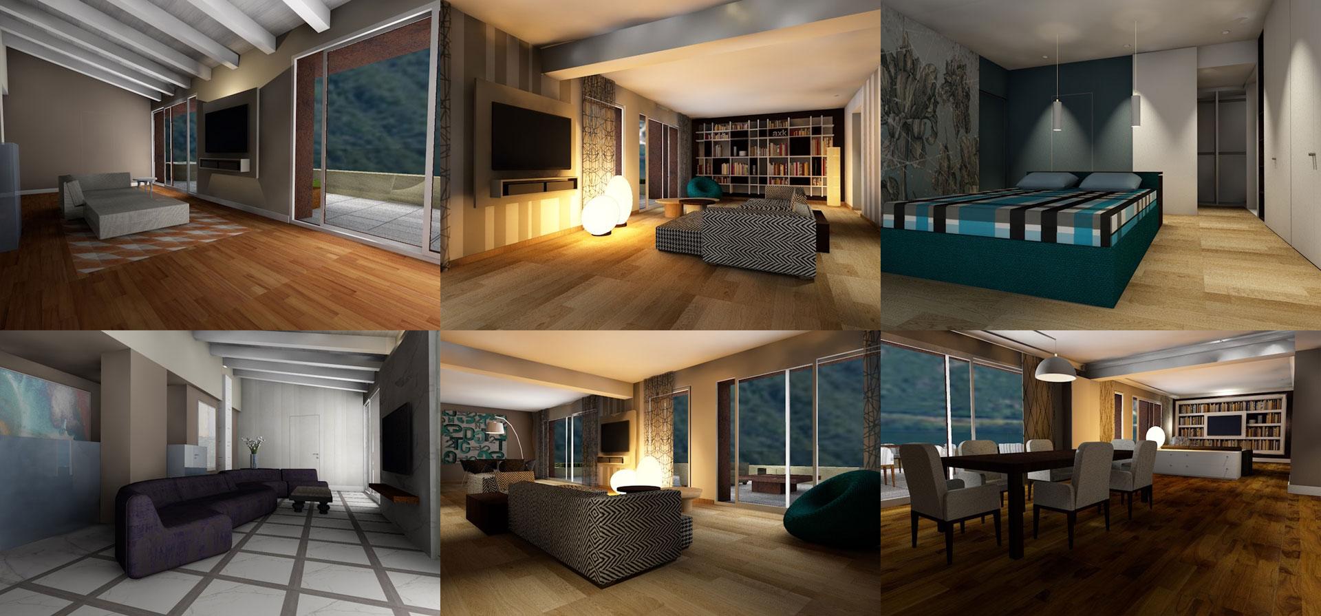 Maison du charme progettazione interni e vendita for Design interni appartamenti